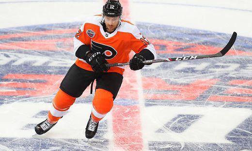 ICE HOCKEY - NHL, Blackhawks vs Flyers