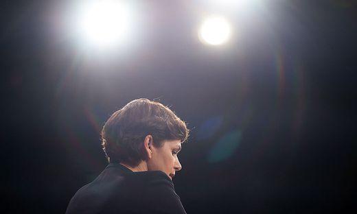 SPÖ-Parteichefin Rendi-Wagner