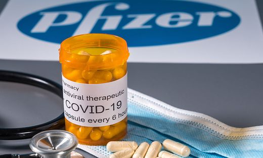 Pfizer; Medikament; Covid