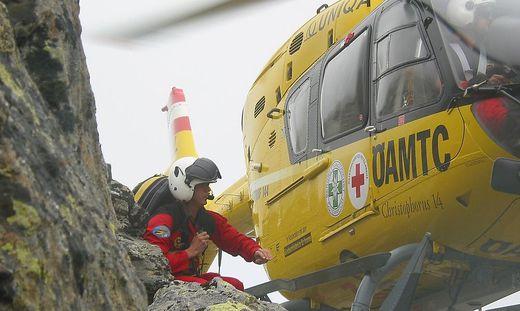 OeAMTC Hubschrauber