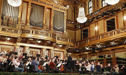 Riccardo Muti wird das Neujahrskonzert 2021 dirigieren - allerdings ohne Live-Publikum
