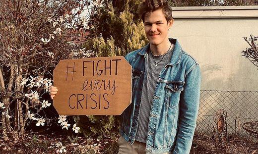 Markus Tripp kämpft für das Klima