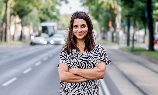 Grünen-Frauensprecherin Meri Disoski