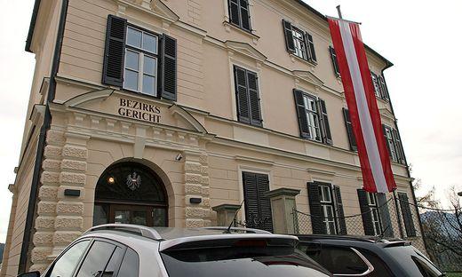 Das Bezirksgericht in Völkermarkt