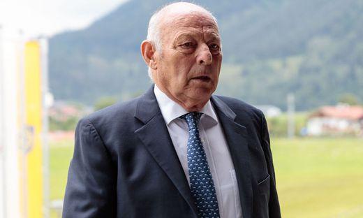 Altlandeshauptmann Luis Durnwalder