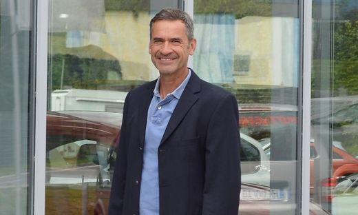 Der Villacher Unternehmer Hannes Wiegele ist nicht der Gastgeber der Promi-Feier.