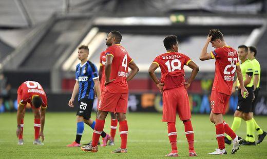 Am gab es für Leverkusen nichts zu holen