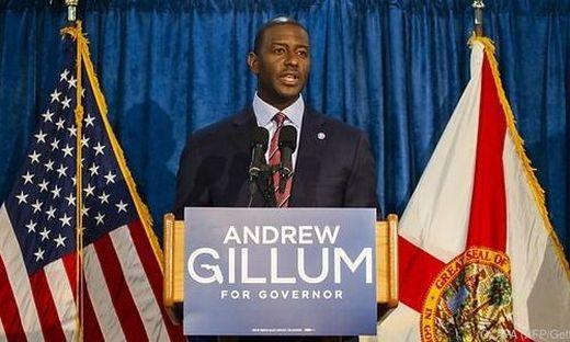Florida: Neuauszählung - Demokrat Andrew Gillum räumt Niederlage ein