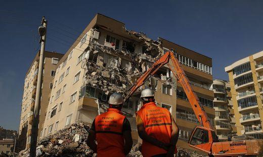 107 Menschen konnten aus den Trümmern gerettet werden