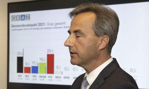 Für die ÖVP sind Städte nicht erst seit der Niederlage in Graz ein schweres Pflaster.