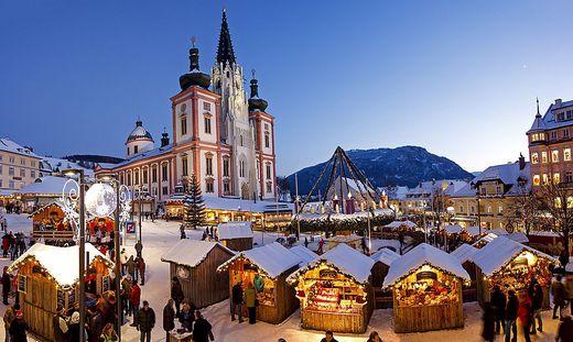 Mariazell plant den heurigen Advent – und hofft, dass sich bis dahin nicht allzu viel ändert