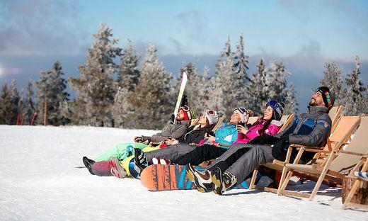 Beim Apres-Ski gelten heuer viele Regeln