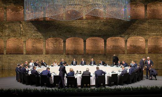 """900.000 Euro für Gestaltung: EU-Gipfel in Salzburg: Kritik an """"horrenden Kosten"""""""
