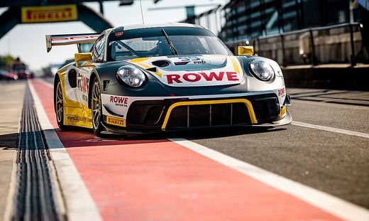 Klaus Bachler startet im ROWE Racing Porsche am Wochenende in Imola