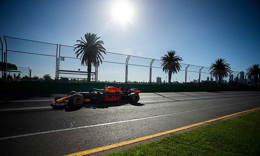 Formel 1 in Melbourne