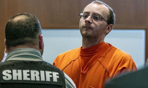Der verurteilte Doppelmörder und Kindesentführer Jake Patterson