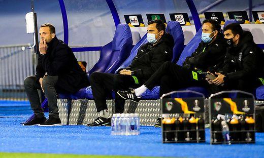 SOCCER - UEFA EL, Dinamo vs WAC