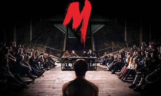 Szene aus: M - Eine Stadt sucht einen Mörder
