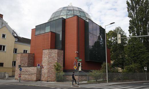 Die Synagoge am Grazer Grieskai