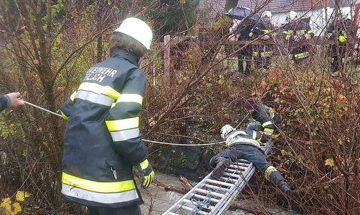 Im Dauereinsatz waren in den letzten Tagen die Helfer in Kärnten und Osttirol
