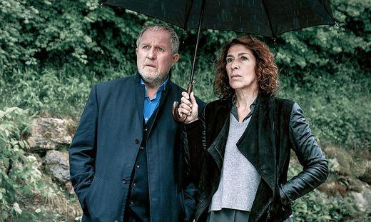 Harald Krassnitzer und Adele Neuhauser im Tatort: Wahre Lügen