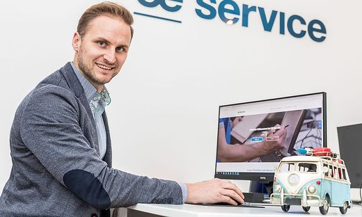 Janos Juvan CEO and Founder bei OE Service GmbH Klagenfurt