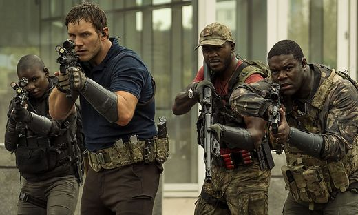 Chris Pratt und sein Team müssen die Welt retten