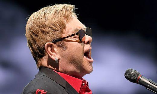 Elton John: Open Air am Grazer Messegelände