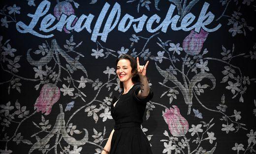 Berliner Modewoche - Designerin Lena Hoschek