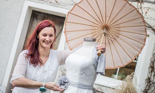 """Christina Taupe (35) aus Villach: Ihr """"Brautgeflüster"""" scheint sehr gefragt"""