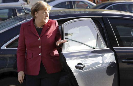 Angela Merkel braucht eine Einigung