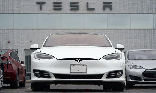 Tesla vermeldet Rekordabsätze