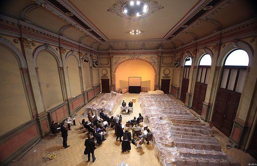 Neue Wiener Kabarettbühne Stadtsaal Kleinezeitungat