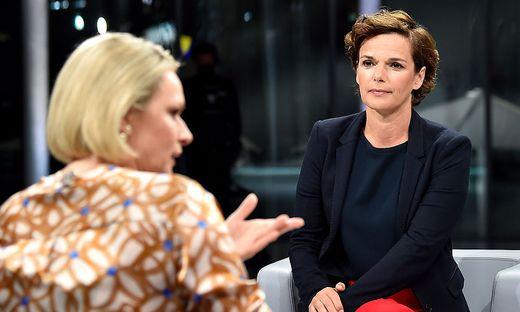 ORF-SOMMERGESPRAeCH: RENDI-WAGNER (SPOe) / LORENZ-DITTLBACHER