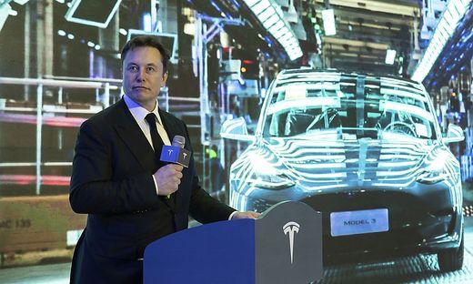 Musks Fixierung auf Innovation erklärt zum Teil, warum er die gesamte traditionelle Autowelt aufscheuchen konnte
