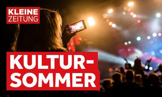Der Kleine Zeitung Kultursommer 2018 ist da!