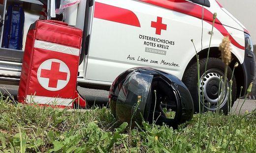 Zweiter tödlicher Motorradunfall an diesem Wochenende in der Steiermark