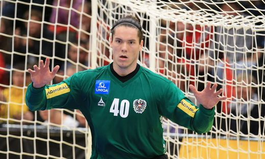 HANDBALL - EHF, AUT vs SWE