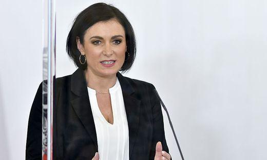 Landwirtschaftsministerin Elisabeth Köstinger (ÖVP)