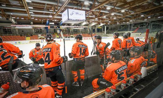 ICE HOCKEY - ICEHL, Black Wings vs 99ers
