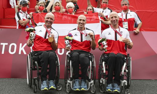PARALYMPICS - Paralympic Summer Games Tokyo 2020