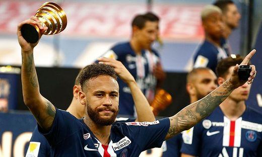 Neymar will nun auch in der Königsklasse triumphieren