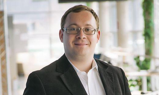 Christoph Uran ist Experte für RFID-Chips