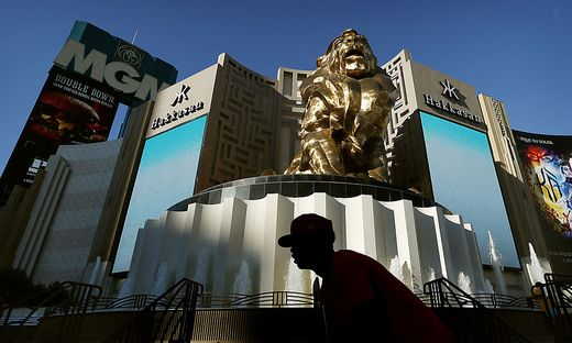 MGM Resorts, MGM Grand
