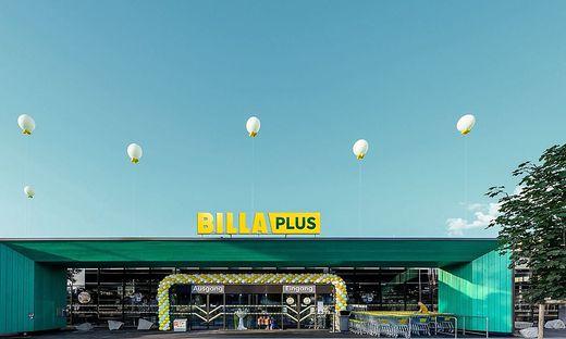 MERKUR und BILLA werden im April eine Familie: BILLA und BILLA Plus