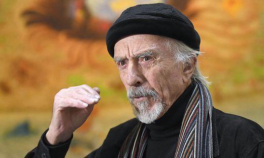 Arik Brauer starb am 24. Jänner