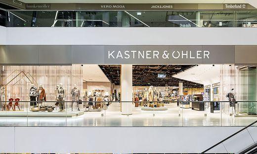 Kastner & Oehler eroeffnet in Innsbruck groesztes Modehaus Westoesterreichs