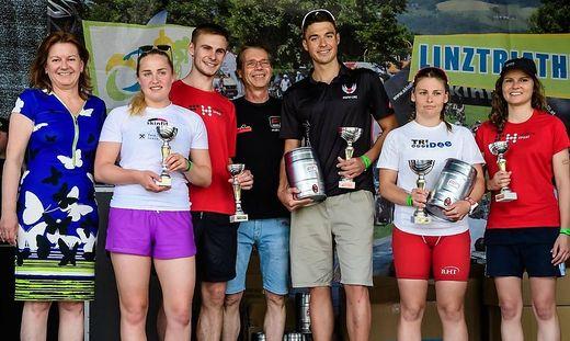 Sportliche Studierende der FH Kärnten brillierten in Linz