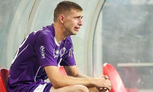 Bittere Tränen bei Ivan Saravanja
