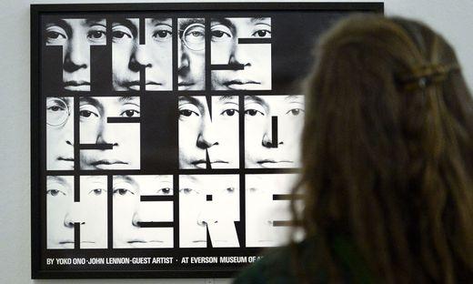 Die Kunsthalle Krems schließt bis 29. November (das Archivbild zeigt eine Yoko Ono-Ausstellung von 2013)